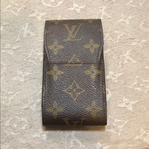 Louis Vuitton cigarette/lipstick case/card holder